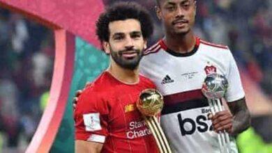 صلاح أول لاعب عربي ومصري يتوّج بجائزة أفضل لاعب في مونديال الأندية