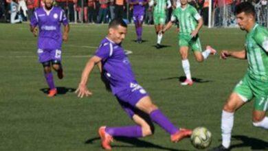 الوداد يتغلب على رجاء بني ملال وينتزع صدارة الدوري المغربي