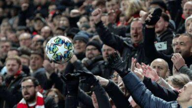 جمهور كرة القدم - دوري أبطال أوروبا (صور: Getty)