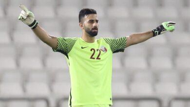 صورة سعد الشيب: لعبنا من اجل الفوز فقط أمام الإمارات للإبتعاد عن الحسابات المعقدة