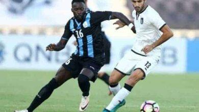 مباراة السد والوكرة فى دوري نجون قطر (صور:Google)