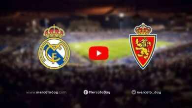 اهداف مباراة ريال مدريد وريال سرقسطة (صور: Mercatoday)