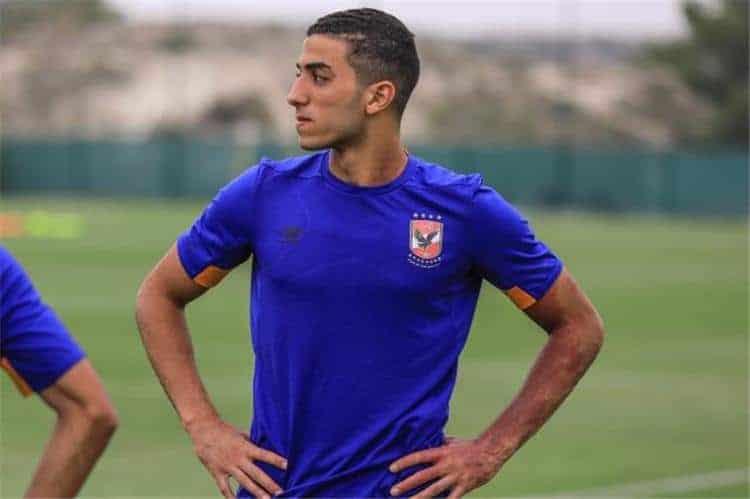 رسميًا | سموحة يستعير محمد عبد المنعم من الأهلي لنهاية الموسم - ميركاتو داي