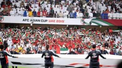 صورة تفاؤل في منتخب الإمارات الأولمبي قبل بدء المشوار في تايلاند