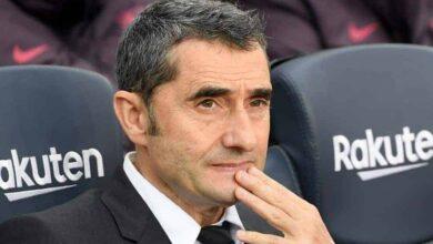 صورة رسميا   برشلونة يقيل فالفيردي ويعين سيتين بدلاً منه
