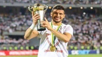 صورة حفل الكاف | طارق حامد في منافسة حماية الوطيس على لقب أفضل لاعب محلي