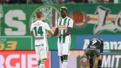 صورة الأهلي يحسم صفقة السنغالي آليو بادجي بـ1.5 مليون يورو