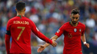 مانشستر يونايتد يضم برونو فيرنانديز من سبورتينج لشبونة البرتغالي