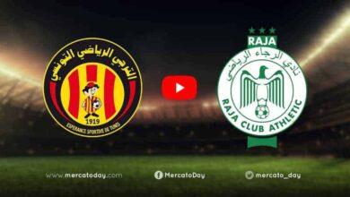 صورة بث مباشر   مشاهدة مباراة الترجي والرجاء في دوري أبطال أفريقيا