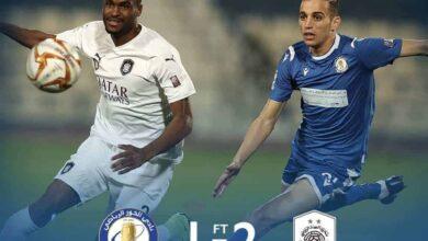 صورة أهداف مباراة السد والخور في الدوري القطري