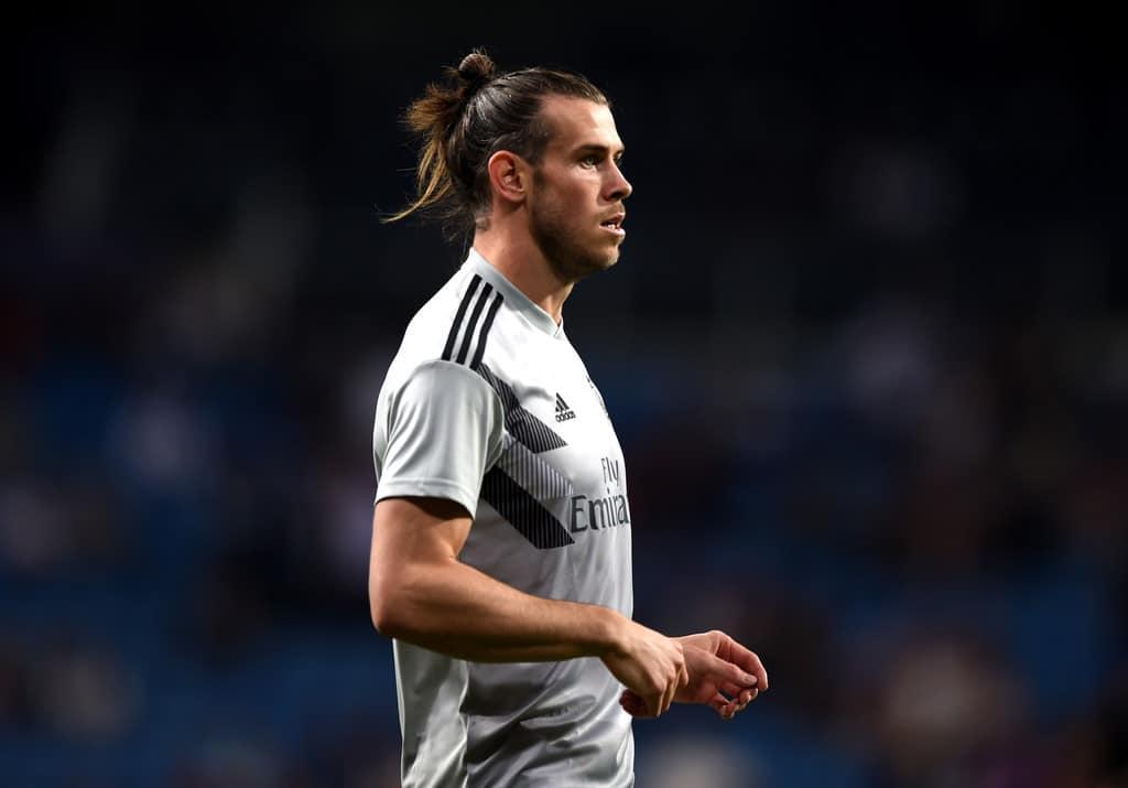 غياب جاريث بيل عن مواجهة ريال مدريد أمام بلد الوليد في الليجا ( AFP)