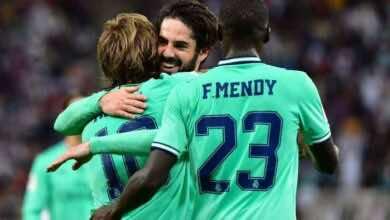 صورة ريال مدريد يشوي خفافيش فالنسيا بالبدلاء ويتأهل لنهائي السوبر الإسباني