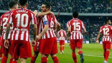 أتلتيكو مدريد سيضطر لترك خط الوسط لريال مدريد في نهائي السوبر