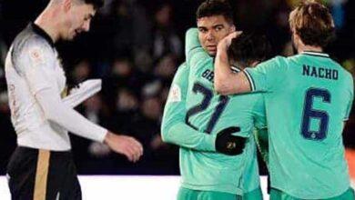 إبراهيم دياز ينتفض ويقود ريال مدريد لهزيمة أونيونيستاس في كأس الملك