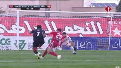 بث مباشر النجم الساحلي والنادي الافريقي التونسي (صور: Tunis TV)