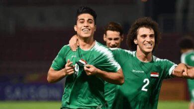 محمد قاسم يقود منتخب العراق للتعادل مع أستراليا في افتتاح بطولة أمم آسيا تحت 23 عامًا المؤهلة لأولمبياد طوكيو 2020 (صور: Twitter)