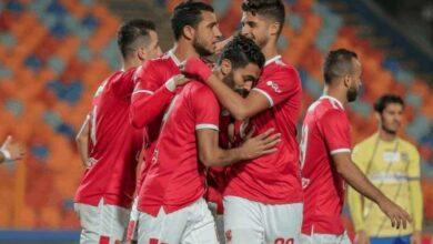 حسين الشحات في مباراة الأهلي وطنطا (صور: MercatoDay)