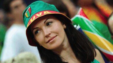 جمهور كرة القدم - مشجعة منتخب الكاميرون (صور: Getty)
