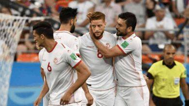 فخر الدين بن يوسف لاعب منتخب تونس (صور: Getty)