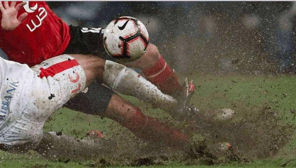 الدوري المصري - الأهلي والزمالك، ملعب برج العرب (صور: AFP)