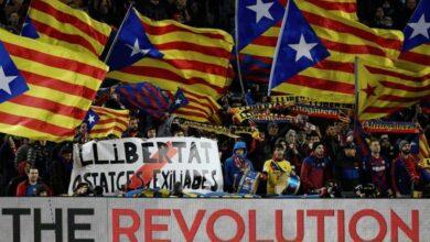 جمهور كرة القدم - جماهير برشلونة (صور: AFP)