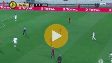 صورة شاهد أهداف مباراة الوداد واتحاد العاصمة في دوري أبطال أفريقيا