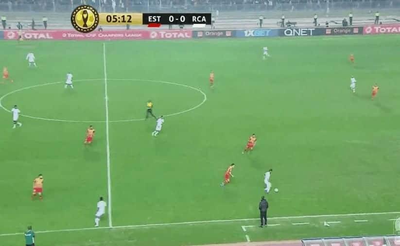 بث مباشر الترجي الرجاء دوري أبطال أفريقيا (صور: TV)