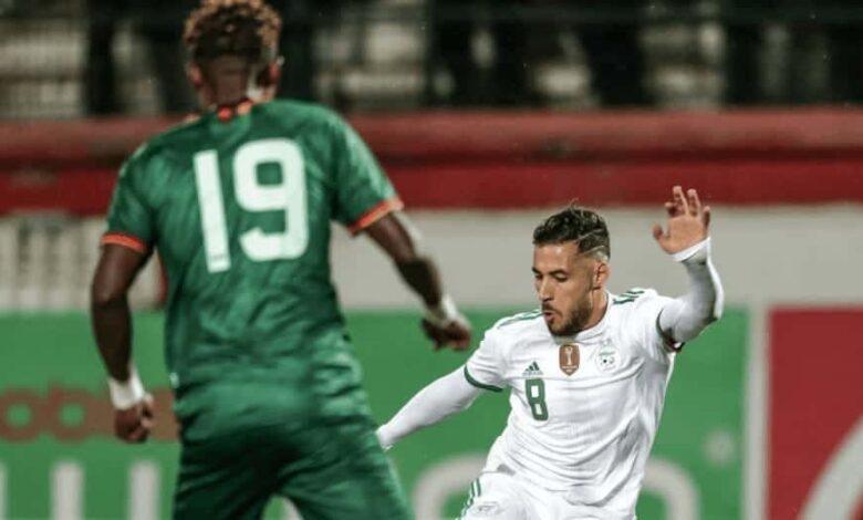 يوسف بلايلي لاعب أهلي جدة (صور: Getty)