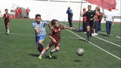 صورة صور | فريق من أريحا الفلسطينية يشارك في دوري دولي لكرة القدم