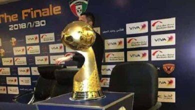 صورة صدام قوي بين الكويت والعربي في نهائي كأس ولي عهد الكويت