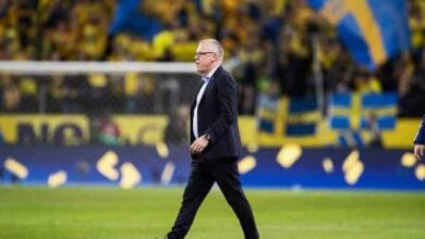 اندرسون يرحب بعودة إبراهيموفيتش للمنتخب السويدي (صور: Getty)