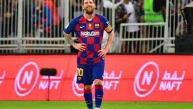ميسي مقتنع بالانتقادات الموجهة لمدرب برشلونة (صور: Getty)
