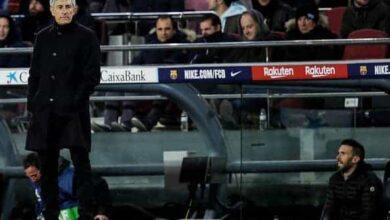 سيتيين يؤكد إمكانية برشلونة التعاقد مع مهاجم خلال الشهر الحالي (صور: Getty)