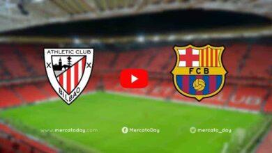 صورة بث مباشر | مشاهدة مباراة برشلونة وأتلتيك بيلباو في كأس ملك إسبانيا