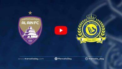 صورة بث مباشر | مشاهدة مباراة النصر والعين في دوري أبطال آسيا