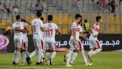 صورة الزمالك يستعيد نغمة الانتصارات من جديد فى الدوري المصري