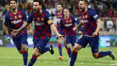 صورة خبر سار لجماهير برشلونة قبل مواجهة ريال مدريد في الكلاسيكو