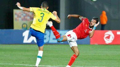 مروان محسن صور مباراة الأهلي صنداونز في دوري أبطال أفريقيا 2020 (صور: Getty)