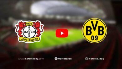 صورة بث مباشر | مشاهدة مباراة باير ليفركوزن وبوروسيا دورتموند في الدوري الألماني