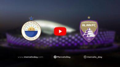 صورة بث مباشر | مشاهدة مباراة العين والشارقة في الدوري الإمارتي