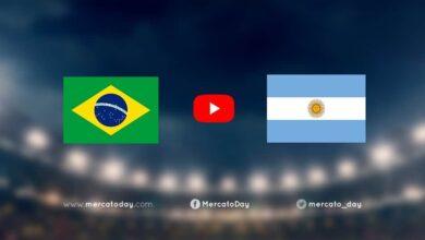 صورة بث مباشر | مشاهدة مباراة البرازيل والأرجنتين في تصفيات أولمبياد طوكيو 2020
