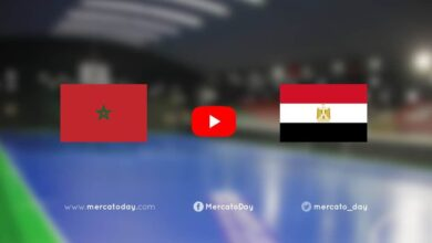 بث مباشر مصر والمغرب (صور: Mercatoday)