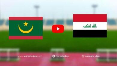 صورة بث مباشر | مشاهدة مباراة العراق وموريتانيا في كأس العرب