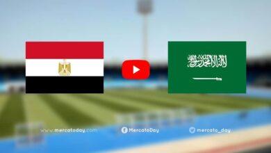 بث مباشر مباراة مصر والسعودية (صور: Mercatoday)