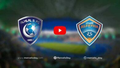 صورة بث مباشر | مشاهدة مباراة الهلال والفيحاء في الدوري السعودي