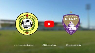 صورة بث مباشر | مشاهدة مباراة العين وإتحاد كلباء في الدوري الإمارتي