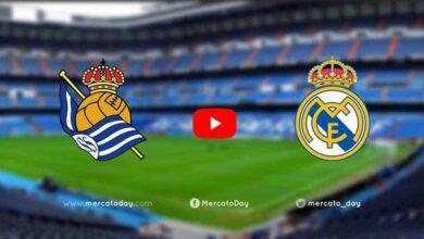صورة بث مباشر | مشاهدة مباراة ريال مديد وريال سوسيداد في كأس ملك إسبانيا