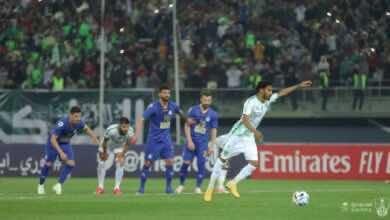 صورة أهداف مباراة الأهلي السعودي واستقلال طهران الإيراني فى دوري أبطال آسيا