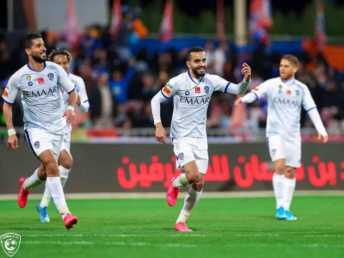 أهداف مباراة الهلال والفيحاء في الدوري السعودي - ميركاتو داي