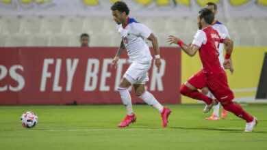 صورة أهداف مباراة الشارقة وبیرسبولیس في دوري أبطال آسيا